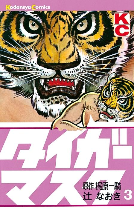 タイガーマスク(3)拡大写真