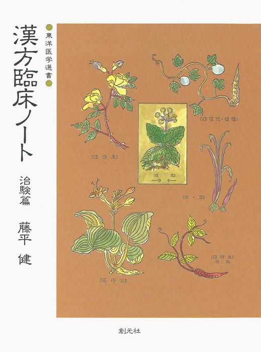 漢方臨床ノート〈治験篇〉拡大写真