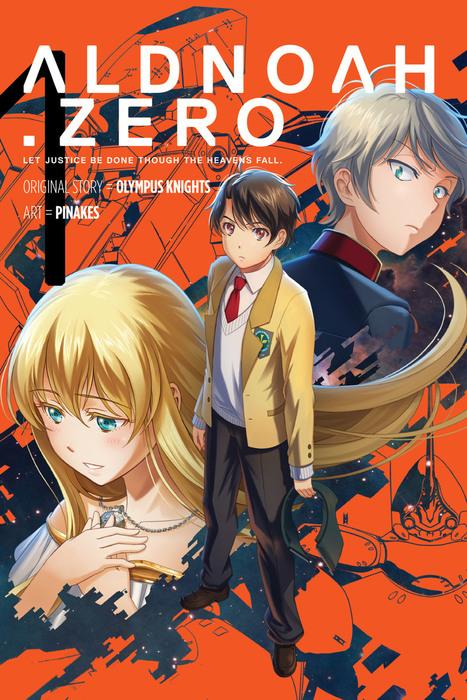Aldnoah.Zero Season One, Vol. 1拡大写真