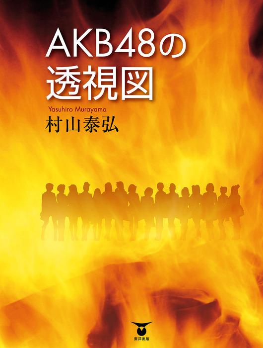 AKB48の透視図拡大写真