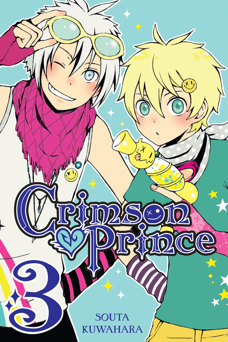 Crimson Prince, Vol. 3拡大写真
