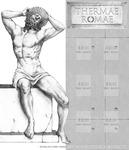 Thermae Romae, Vol. 1 : Bookshelf Skin [Bonus Item]