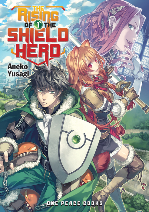 The Rising of the Shield Hero Volume 01-電子書籍-拡大画像