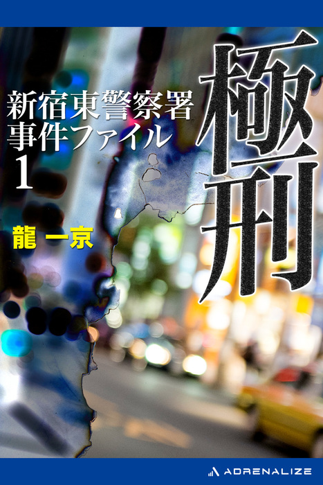 新宿東警察署事件ファイル(1) 極刑拡大写真