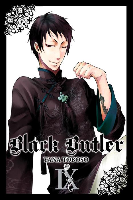 Black Butler, Vol. 9拡大写真