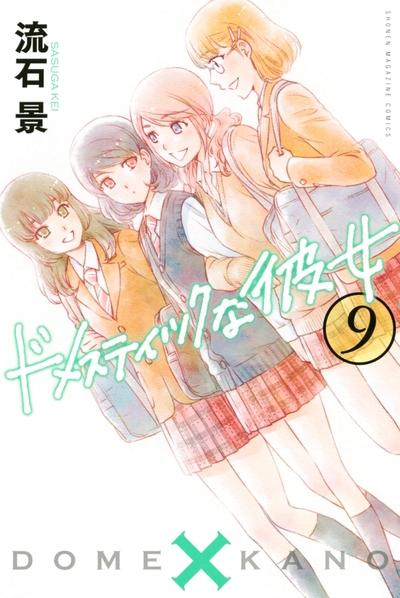 ドメスティックな彼女(9)-電子書籍