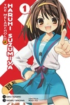 The Melancholy of Haruhi Suzumiya, Vol. 1 (Manga)-電子書籍
