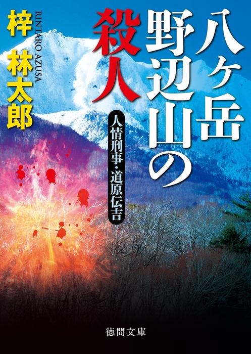 人情刑事・道原伝吉 八ヶ岳野辺山の殺人拡大写真