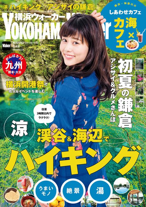 YokohamaWalker横浜ウォーカー 2016 6月号拡大写真