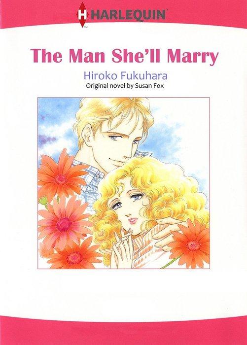 THE MAN SHE'LL MARRY拡大写真