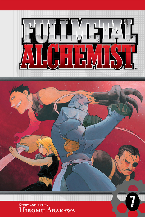 Fullmetal Alchemist, Vol. 7拡大写真