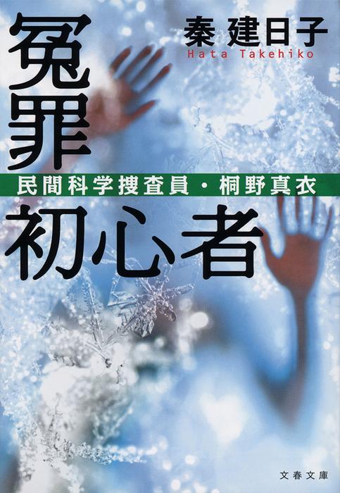 冤罪初心者 民間科学捜査員・桐野真衣拡大写真