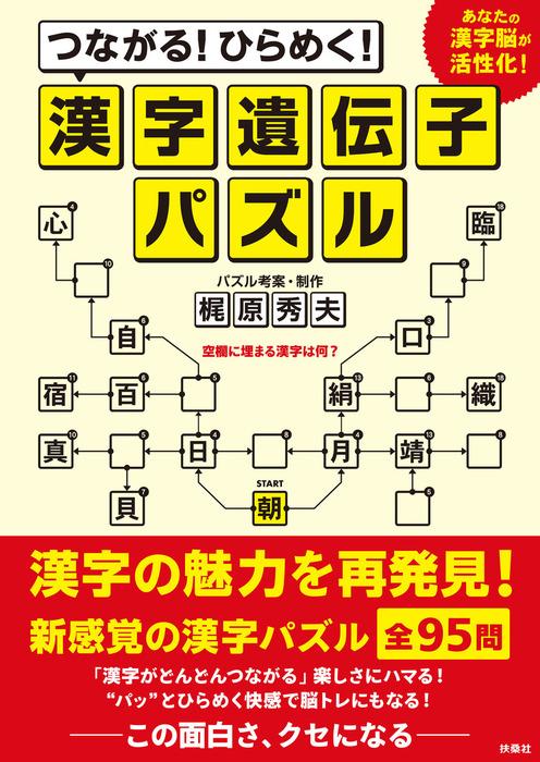 つながる!ひらめく!漢字遺伝子パズル拡大写真