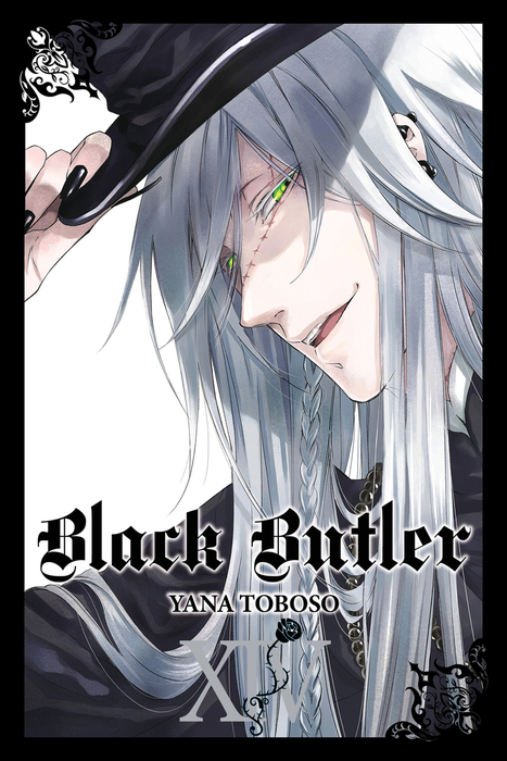 Black Butler, Vol. 14拡大写真