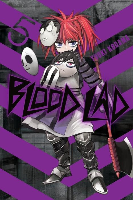 Blood Lad, Vol. 5-電子書籍-拡大画像