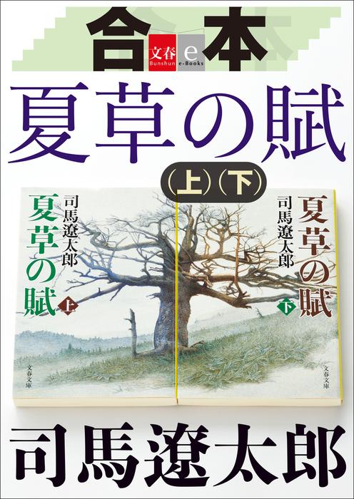 合本 夏草の賦【文春e-Books】-電子書籍-拡大画像