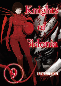 Knights of Sidonia 9