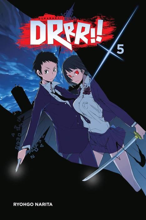 Durarara!!, Vol. 5 (novel)拡大写真