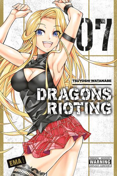 Dragons Rioting, Vol. 7-電子書籍