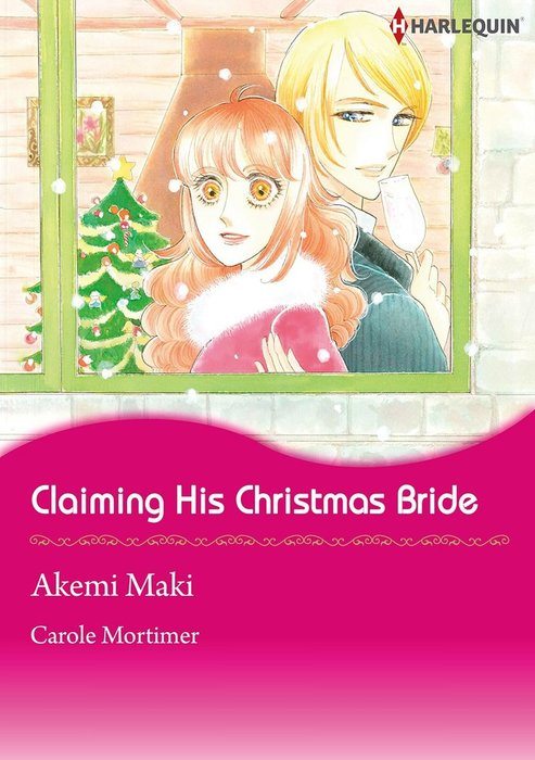 Claiming His Christmas Bride拡大写真
