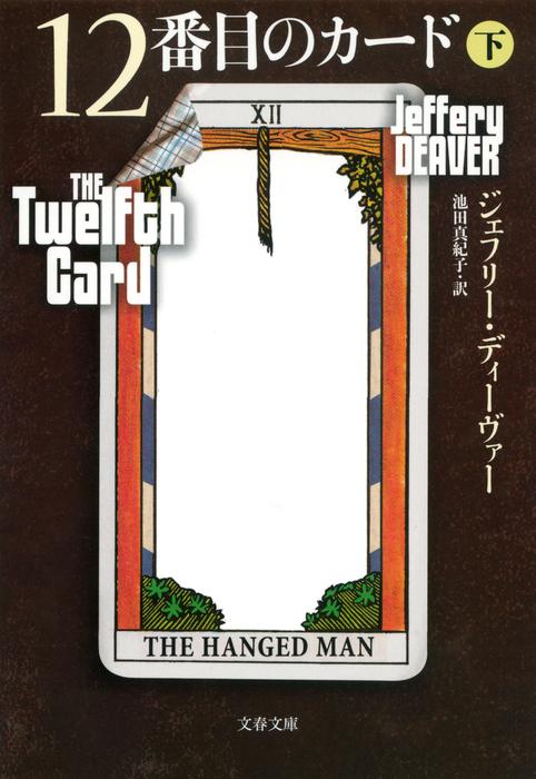 12番目のカード 下拡大写真