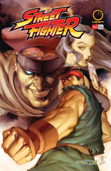 Street Fighter Vol.3拡大写真