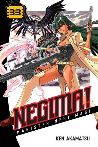 Negima! Volume 33-電子書籍