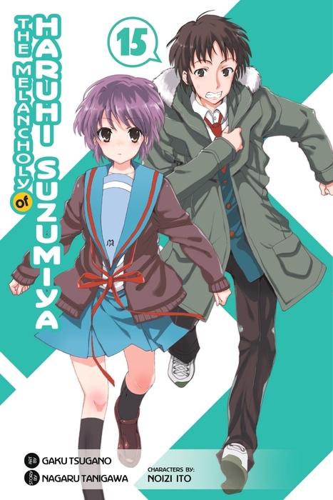 The Melancholy of Haruhi Suzumiya, Vol. 15 (Manga)拡大写真