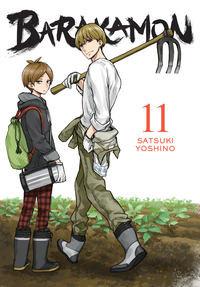 Barakamon, Vol. 11