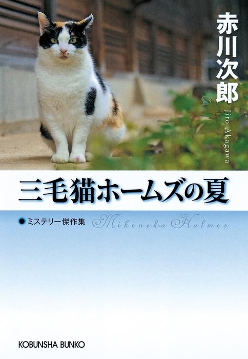 三毛猫ホームズの夏-電子書籍-拡大画像