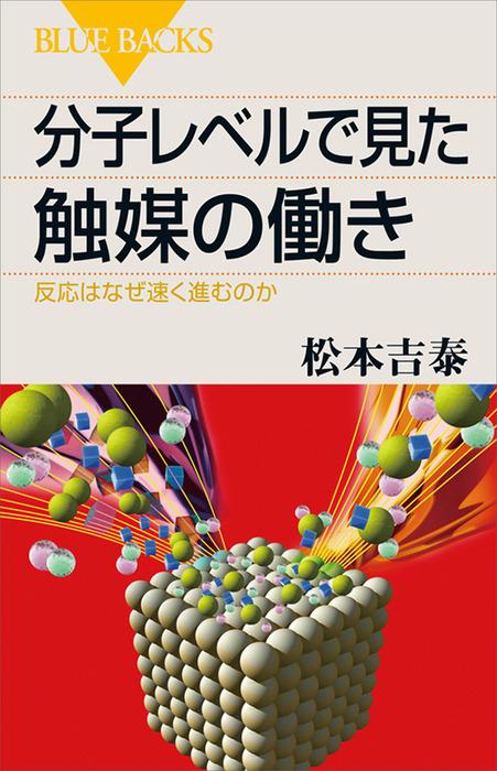 分子レベルで見た触媒の働き 反応はなぜ速く進むのか-電子書籍-拡大画像