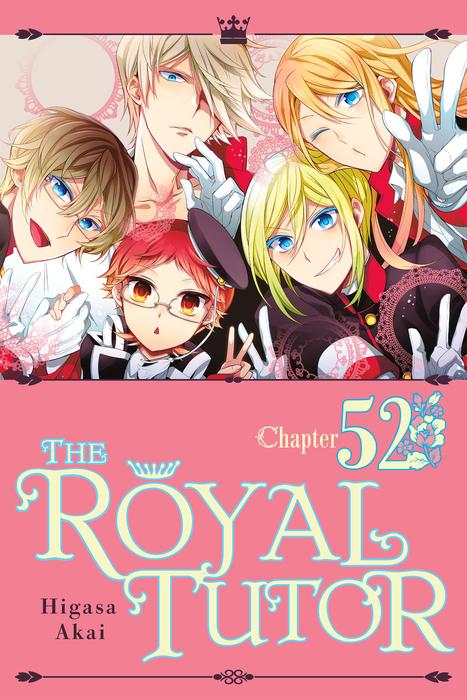 The Royal Tutor, Chapter 52-電子書籍-拡大画像