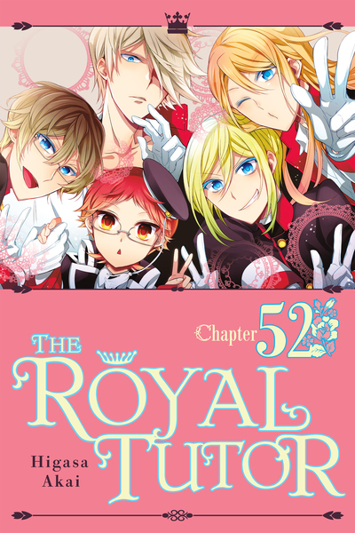 The Royal Tutor, Chapter 52