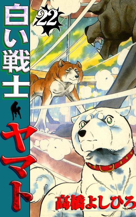白い戦士ヤマト 第22巻-電子書籍-拡大画像