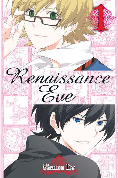 Renaissance Eve, Vol. 1-電子書籍