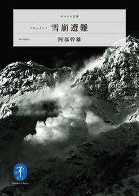 ヤマケイ文庫 ドキュメント雪崩遭難