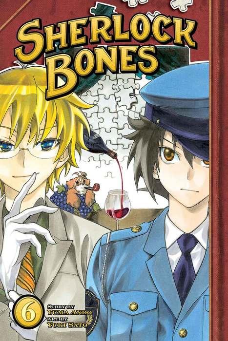 Sherlock Bones 6-電子書籍-拡大画像