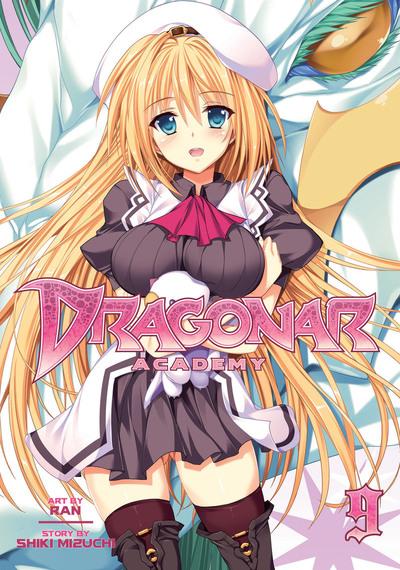 Dragonar Academy Vol. 09