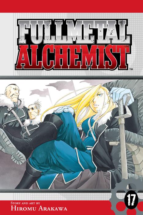 Fullmetal Alchemist, Vol. 17拡大写真