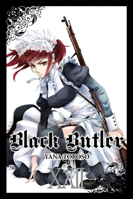 Black Butler, Vol. 22拡大写真