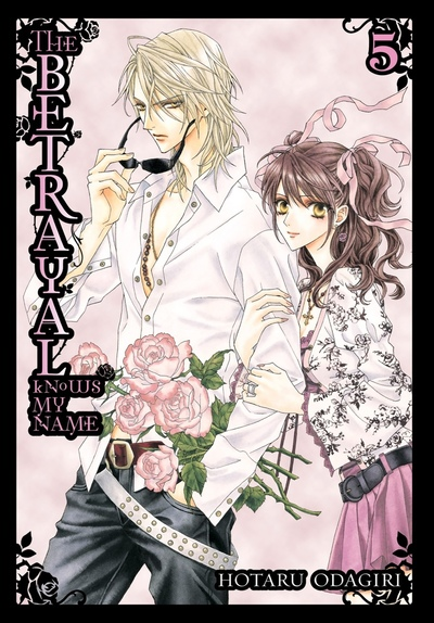 The Betrayal Knows My Name, Vol. 5-電子書籍