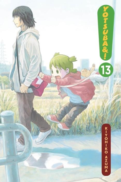 Yotsuba&!, Vol. 13拡大写真