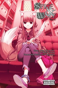 Spice and Wolf, Vol. 5 (manga)-電子書籍