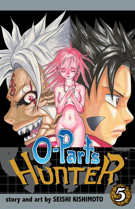 O-Parts Hunter, Vol. 5拡大写真