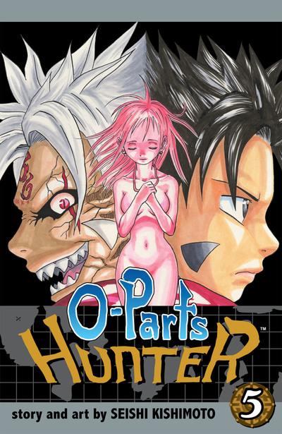 O-Parts Hunter, Vol. 5