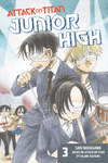 Attack on Titan: Junior High 3-電子書籍