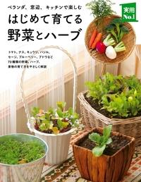 はじめて育てる野菜とハーブ-電子書籍
