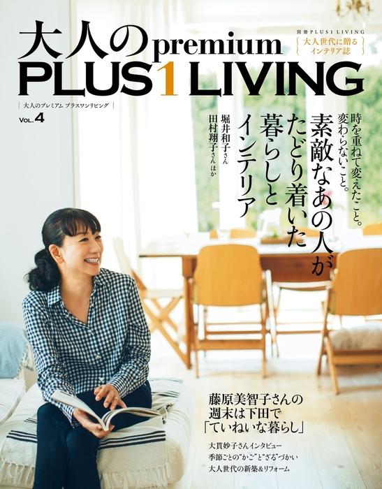 大人のpremium PLUS1 LIVING Vol.4拡大写真