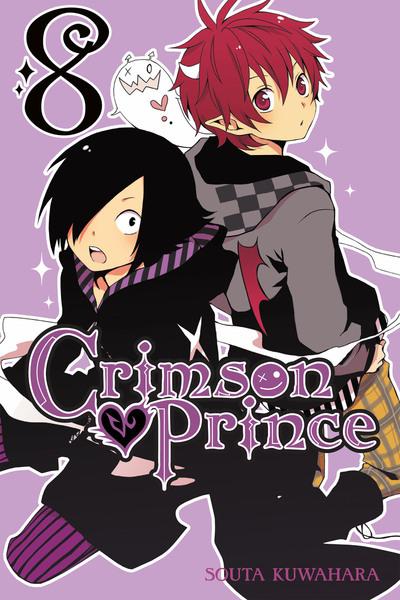 Crimson Prince, Vol. 8