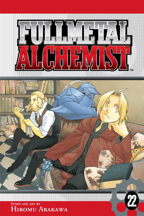 Fullmetal Alchemist, Vol. 22-電子書籍-拡大画像